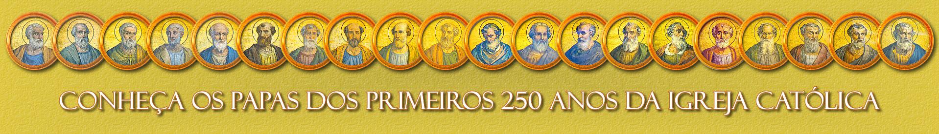 250 anos de história dos Papas