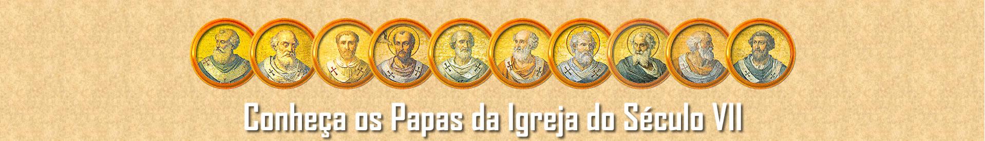 Papas do Século VII