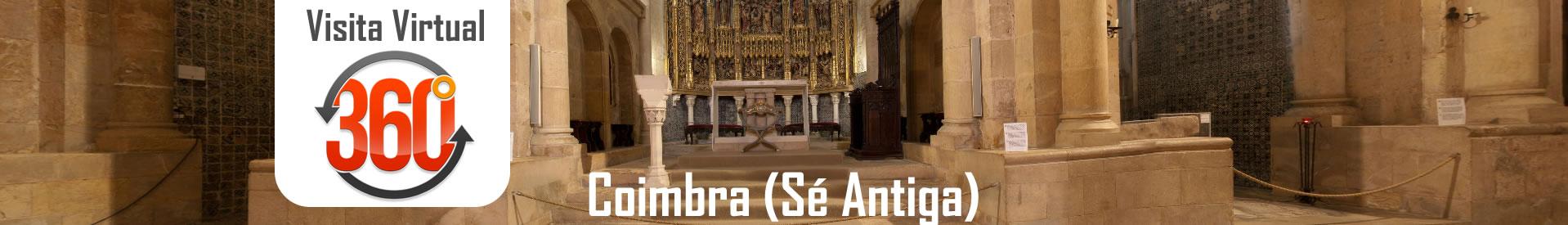 360 Coimbra sé antiga
