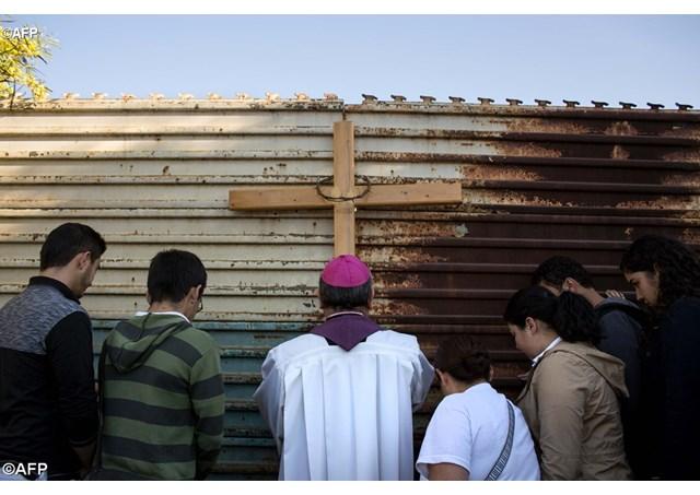 Arcebispo de Tijuana: egoísmo ergue muros que pretendem nos dividir