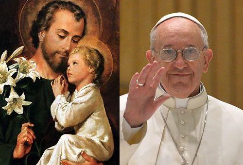 Por que o Papa escolheu o dia de São José para iniciar seu pontificado há quatro anos?