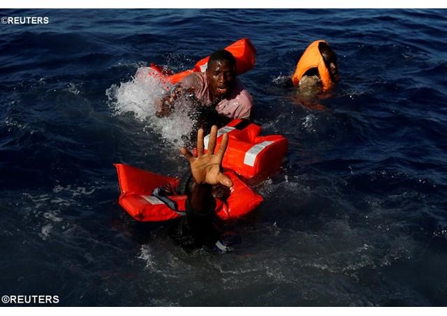 Migrantes do Mediterrâneo ganham fôlego com o Telefone de Alarme