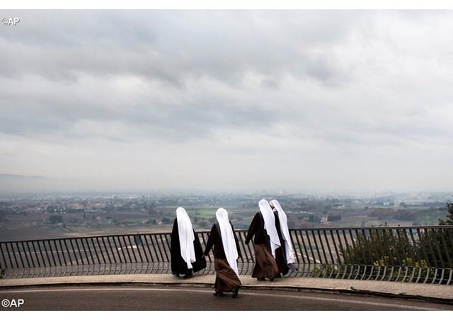 Santuário do Despojamento em Assis: redescobrir a simplicidade