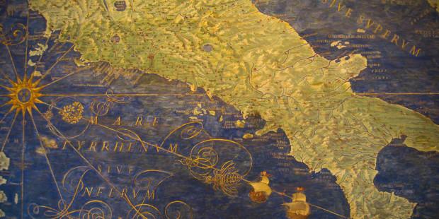 Cinco mil anos de história em um único mapa animado