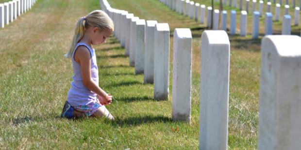 Como explicar o luto para as crianças