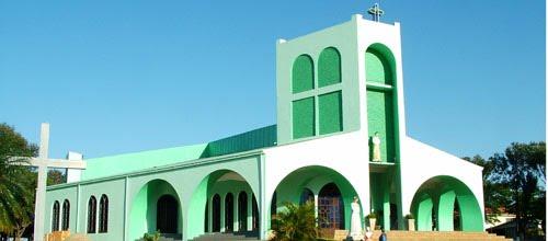 41ª Romaria ao Santuário Nossa Senhora da Salette - Braganey - PR