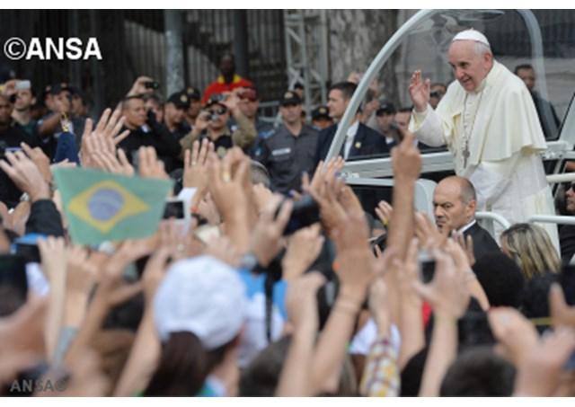 Papa aos jovens: vocês são a esperança da Igreja, participem do Sínodo