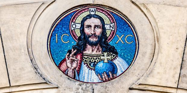 A geometria como expressão artística de verdades cristãs