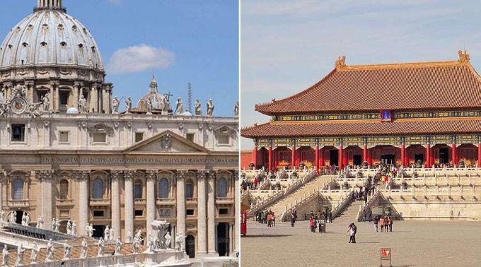 Aproximação entre Santa Sé e China mediante exposição simultânea no Vaticano e Pequim