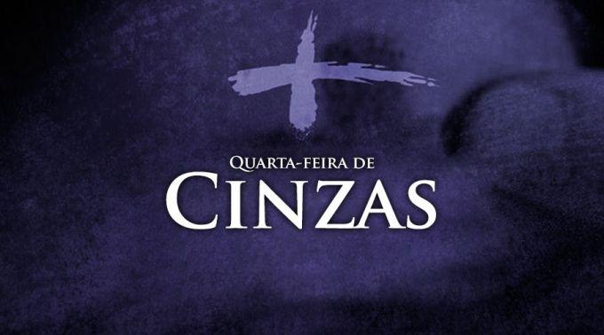 Hoje, Quarta-feira de Cinzas, a Igreja Católica começa a Quaresma