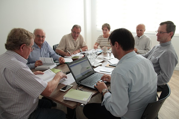 Comissão para a Ação Social Transformadora se réune para encaminhar propostas