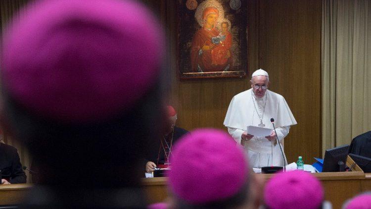 Papa ordenará 3 bispos na Solenidade de São José