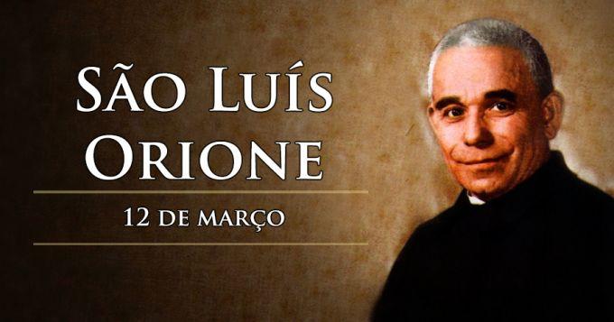 Hoje é celebrado São Luís Orione, fundador da Pequena Obra da Divina Providência