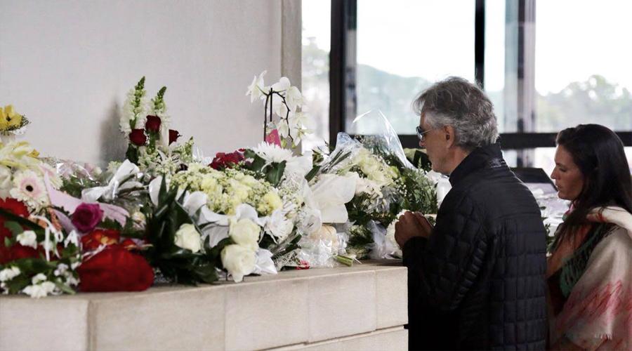 """Andrea Bocelli: """"Em Fátima cada respiração se torna uma oração"""""""