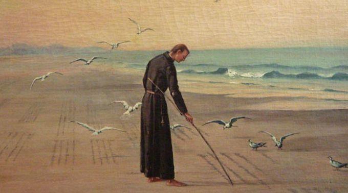 São José de Anchieta era devoto da Virgem Maria e dedicou a ela milhares de versos