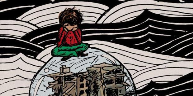 A odisseia dos refugiados contada em ilustrações