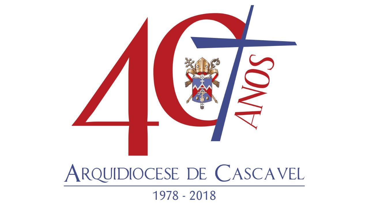 Preparativos para o aniversário de 40 anos da Arquidiocese de Cascavel - PR