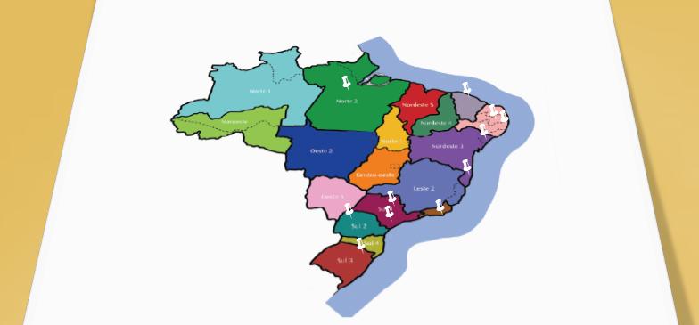Quatro regiões do Brasil estão representadas no curso para novos bispos