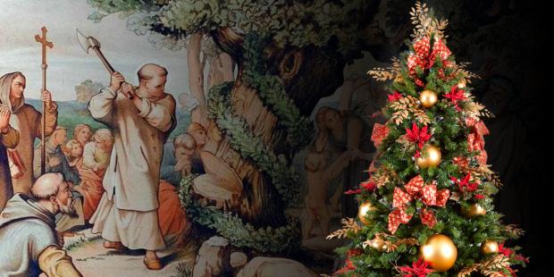 Afinal, a árvore de Natal não é um símbolo pagão?