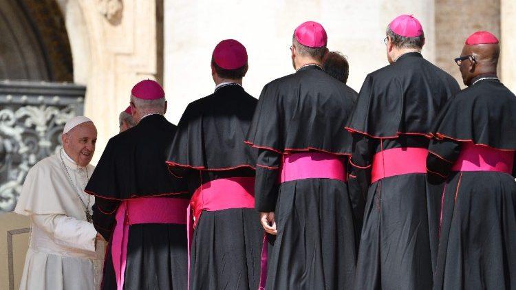 Papa nomeia novo bispo para o Brasil